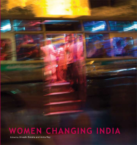 Women Changing India cover